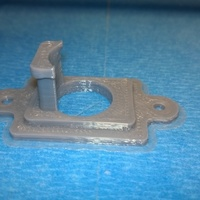 Small Wire guide/protection plate  3D Printing 129370