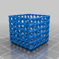 Small Cubo 3D Printing 129536