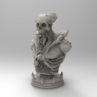 Small Cthulu Soldier 3D Printing 129625
