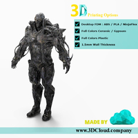 Small Armour Heller 3D Printing 12978