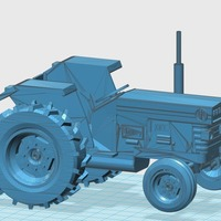 Small Tractor Parts 3D Printing 129847