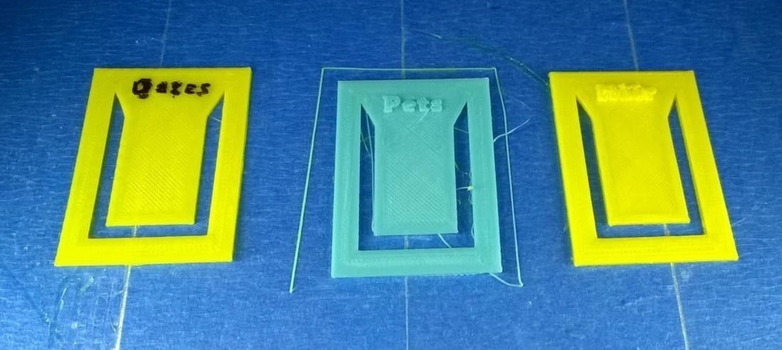 Cash Sorting Clip System 3D Print 130040