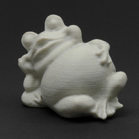 Small Garden Frog 3D Printing 130210