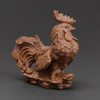 Small Garden Rooster 3D Printing 130214