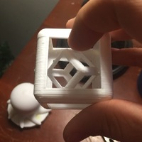 Small The CUBICAL Spinner 3D Printing 130289