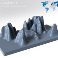 Small Solidatafy – World Heritage Sites 3D Printing 130466