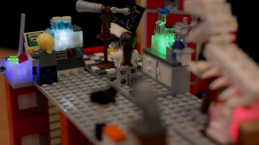 Lego LED Bricks 3D Print 130909