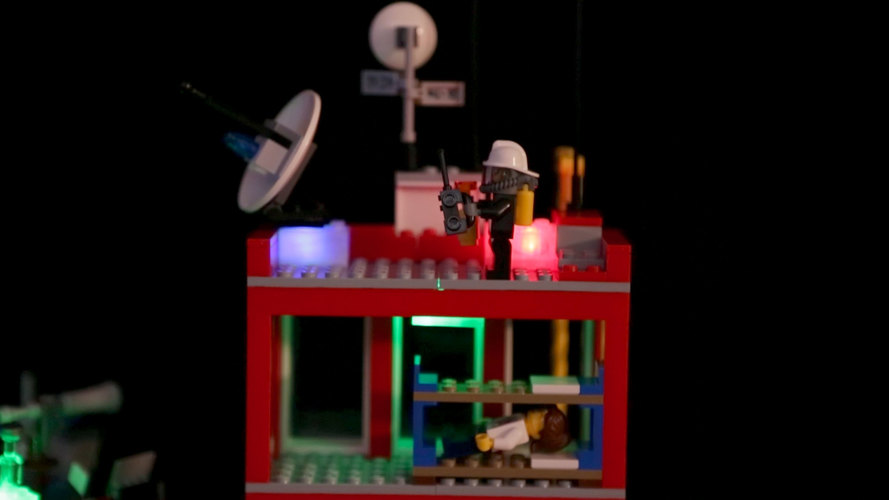 Lego LED Bricks 3D Print 130912