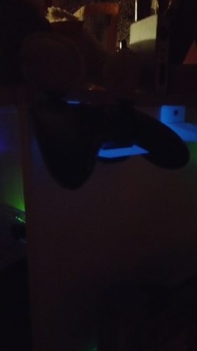 xbox 360 controller stand 3D Print 130919