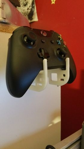 xbox one controller stand 3D Print 130930