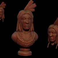 Small LAKOTA 3D Printing 131405