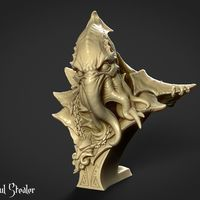 Small The Soul Stealer 3D Printing 131484