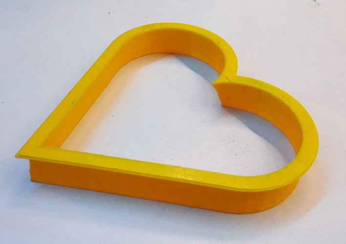 Chocolate mold - Hart 3D Print 131740