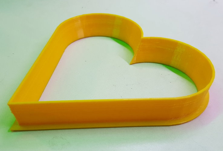 Chocolate mold - Hart 3D Print 131742