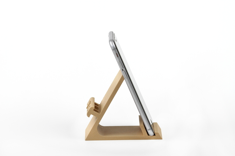 STAND: the different smartphone holder 3D Print 131830