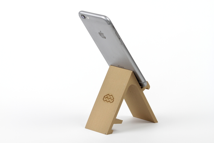 STAND: the different smartphone holder 3D Print 131834