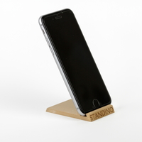 Small STANDINO: the little different smartphone holder 3D Printing 131838