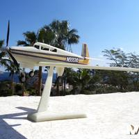 Small Touristic Plane Model 3D Printing 13191