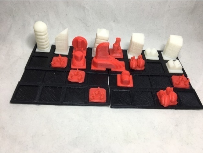 Wild Spaces Base Builder Game- Excation forces (Beta 0.1) 3D Print 132290