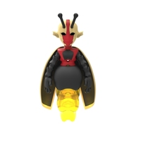 Small Lightie the lightning bug BJD tiny doll 3D Printing 132915