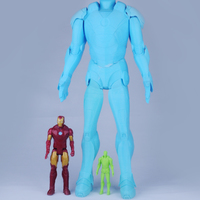 Small Iron Man  3D Printing 13301