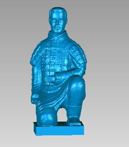Terracotta Warriors 3D Print 13308