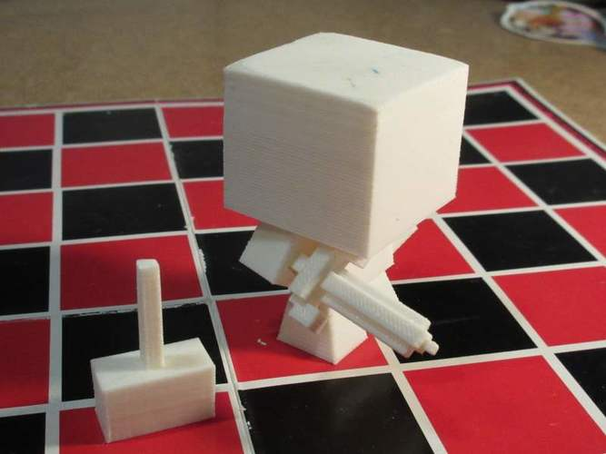 DIY Toy the Joenny Cube 3D Print 13333