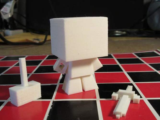 DIY Toy the Joenny Cube 3D Print 13334