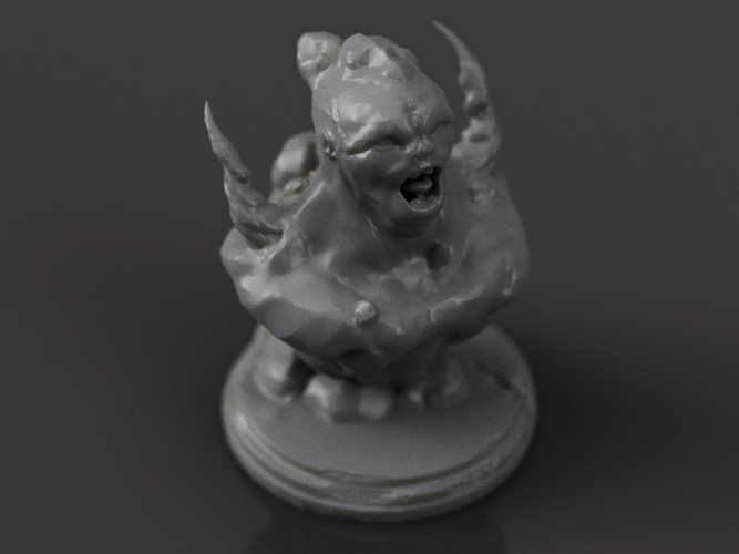 Mountain Troll 3D Print 133477