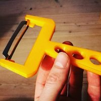 Small Carrot peeler or Potato peeler 3D Printing 133525