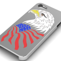 Small American Eagle iPhone 5s Case 3D Printing 133818