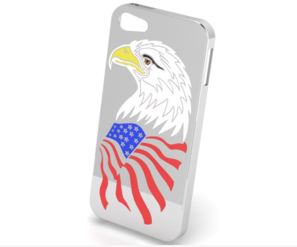 American Eagle iPhone 5s Case 3D Print 133819