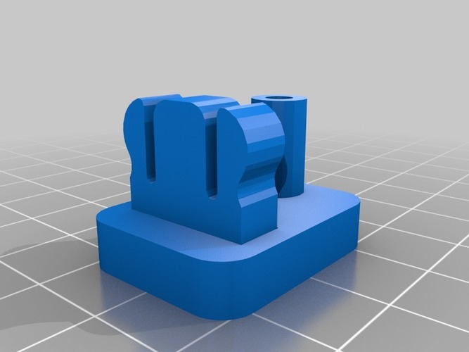 Printrbot Simple Filament Guide 3D Print 13401