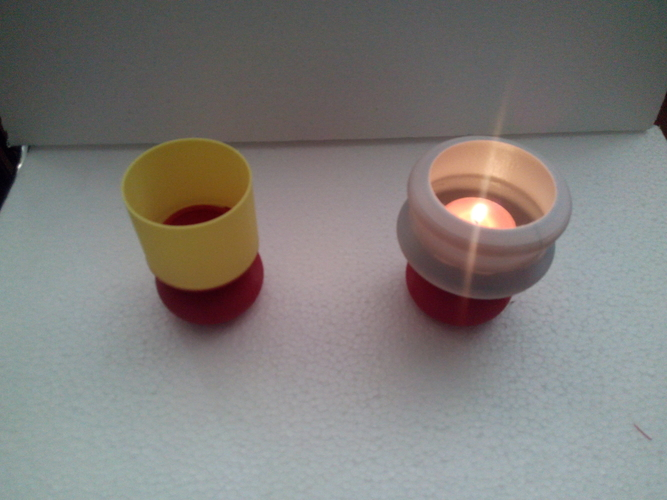 tealight 2 - ANTS 3D Printer ONLY US$200 3D Print 134061