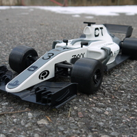 Small OpenRC F1 2017 updates 3D Printing 134104