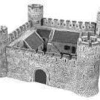 Small Castle 3D Printing 134192