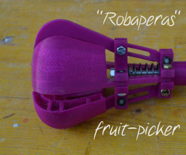 ROBAPERAS   fruit picker 3D Print 134193