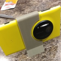 Small Lumia 1020 Tripod Attachment 3D Printing 134239
