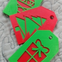 Small Gift Tags 3D Printing 134250