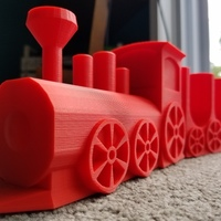 Small Taco Train 3D Printing 134255