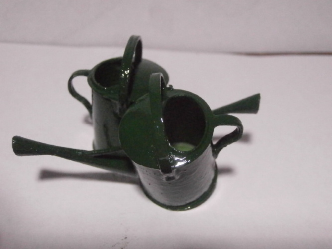 SCALEPRINT 1:12 SCALE WATERING CAN DOLLS HOUSE 3D Print 134290