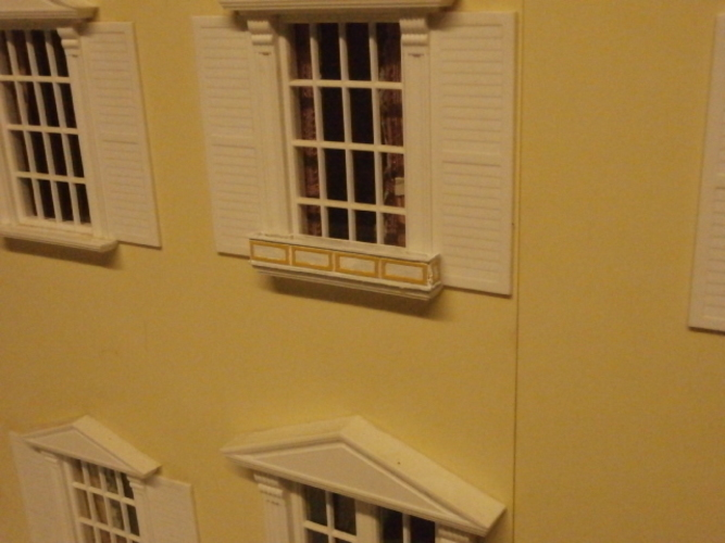 3d Printed Scaleprint 1 12 Scale Window Box Dolls House By