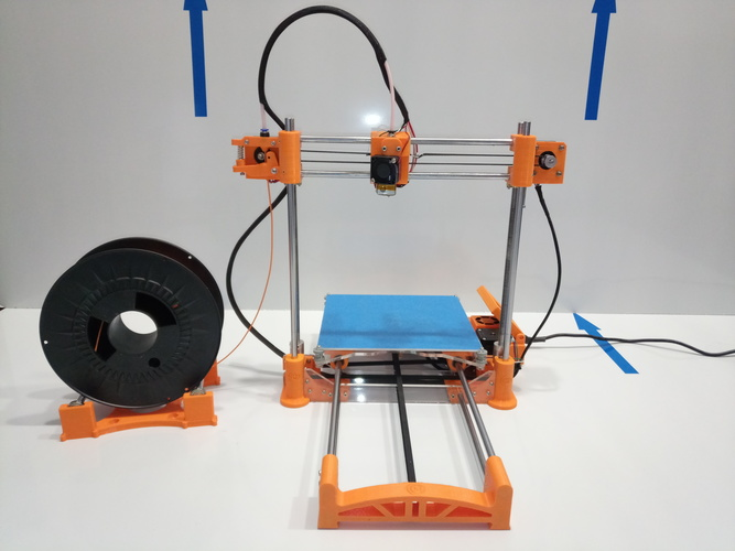 LowBot MK2 3D PRINTER 3D Print 134317