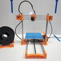 Small LowBot MK2 3D PRINTER 3D Printing 134317