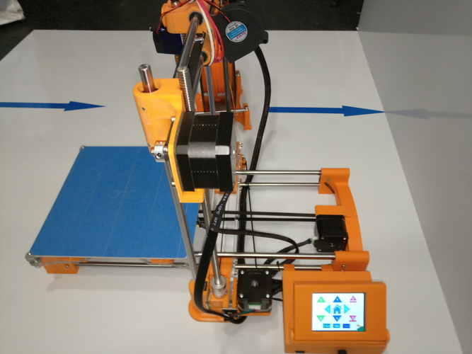 LowBot MK2 3D PRINTER 3D Print 134318