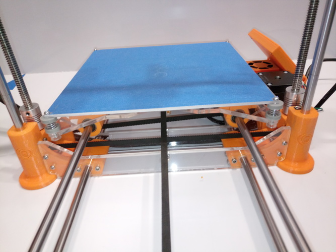 LowBot MK2 3D PRINTER 3D Print 134320