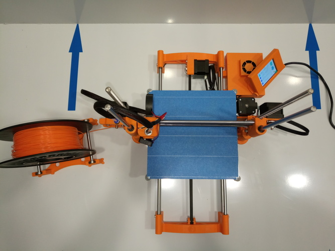 LowBot MK2 3D PRINTER 3D Print 134322