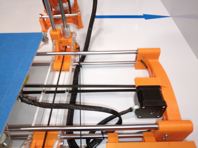 LowBot MK2 3D PRINTER 3D Print 134323