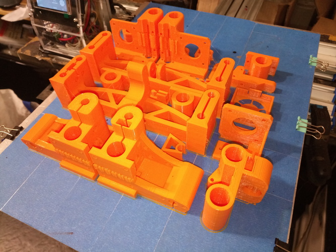 LowBot MK2 3D PRINTER 3D Print 134326