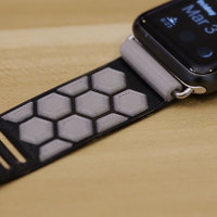 Small Apple Watch Band [Ninjaflex] 3D Printing 134337